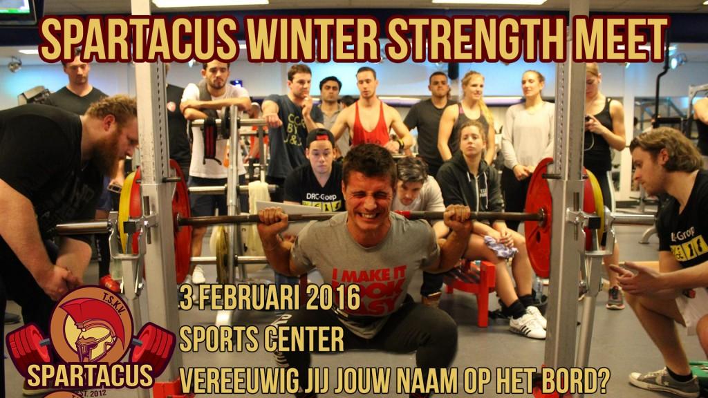 Poster Winter meet 2016