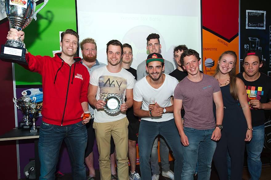 Sportverkiezingen Fosst 2016 Tilburg University